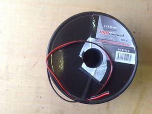 Изображение Акустический кабель 2 х 0,5 мм